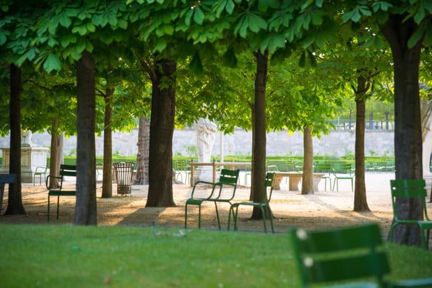 Le jardin des tuileries - Jardin des tuileries restaurant ...