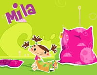 Mila raconte 1001 histoires : Crapouillette, la grenouille