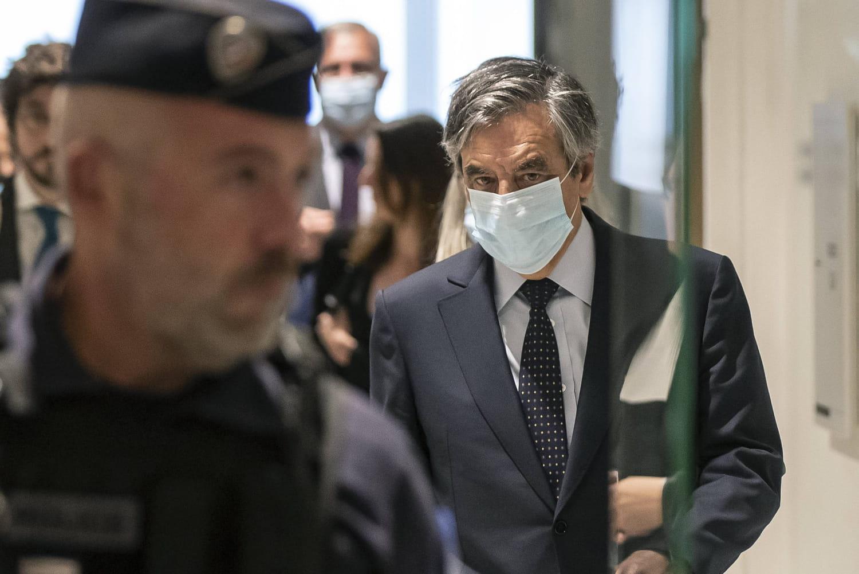 François Fillon, condamné à 5ans de prison, fait appel