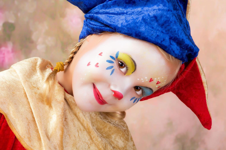 Maquillage enfant: idées et conseils pour un carnaval, un déguisement
