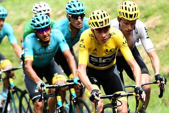 Tour de France[EN DIRECT]: la 18étape en live, verdict dans l'Izoard