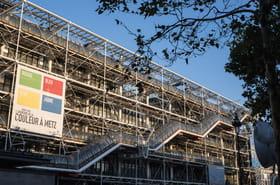 Centre Pompidou: fermeture samedi 8décembre pour des raisons de sécurité