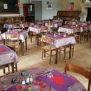 Restaurant : Les Amis de la Fontaine  - Salle restaurant -   © evelyne leyris
