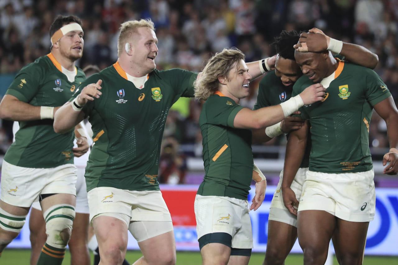 Angleterre - Afrique du Sud [RUGBY]: troisième Coupe du monde pour les Boks! Le résumé de la finale