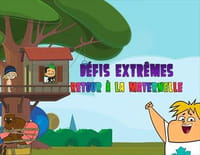 Défis extrêmes : retour à la maternelle : Jacadi a dit