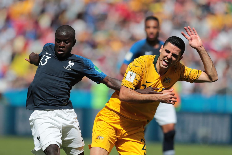 France - Australie: le résumé du match et les buts en vidéo