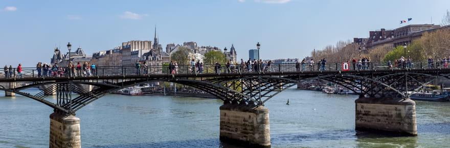 Les îles de Paris et sa région