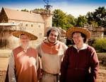 Guédelon, les bâtisseurs de châteaux forts