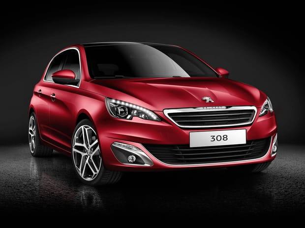 Nouvelle Peugeot 308 : sobre mais efficace