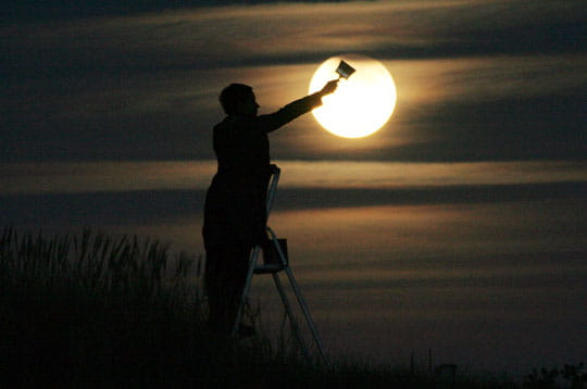 Les ciels photographiés par Laurent Laveder
