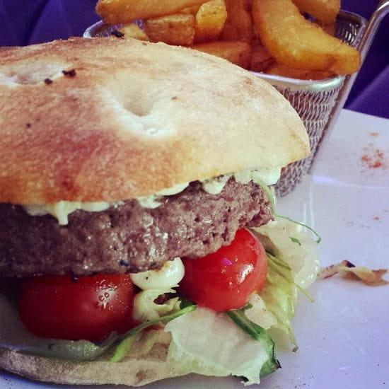 Tutto Gusto  - LE MUST ... Le burger pur boeuf (steak 165g)  -