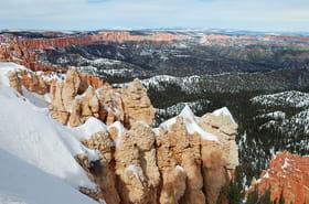 Les parcs nationaux américains en hiver