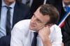 Emmanuel Macron: sa prestation devant 1000jeunes à Etang sur Arroux