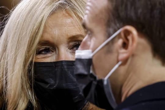 Brigitte Macron: testée négative au Covid-19, aucun symptôme