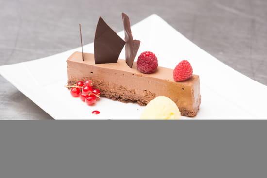 Dessert : Restaurant du Théâtre  - Dessert de notre carte -   © Le Théâtre