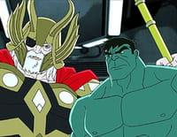 Marvel's Avengers : Ultron Revolution : Le Vert contre le Rouge
