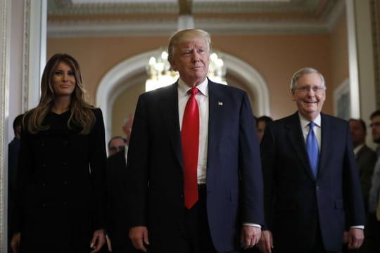 Election américaine [Résultats]: Trump président avec moins de voix que Clinton