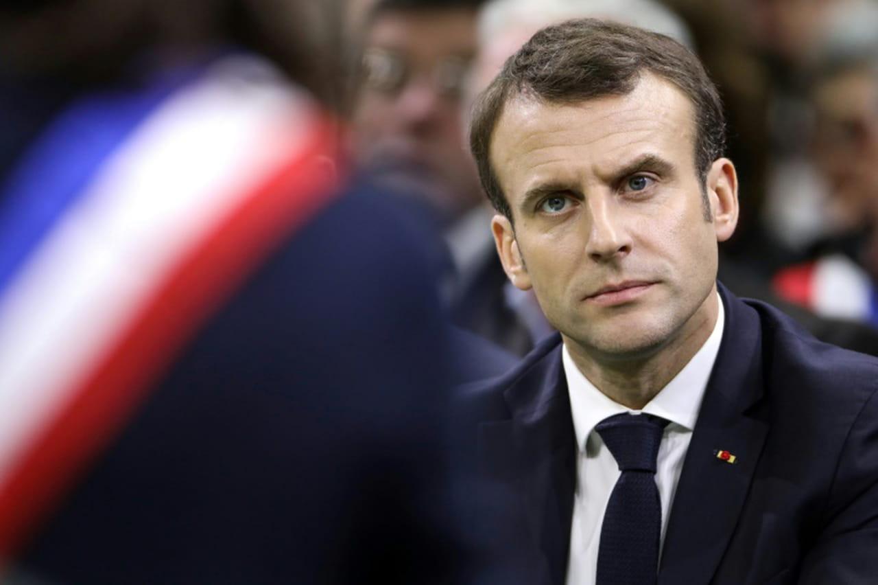 Macron réunit 150patrons à Versailles pour promouvoir l'attractivité française