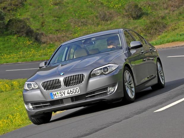 Numéro 31 : BMW Série 5