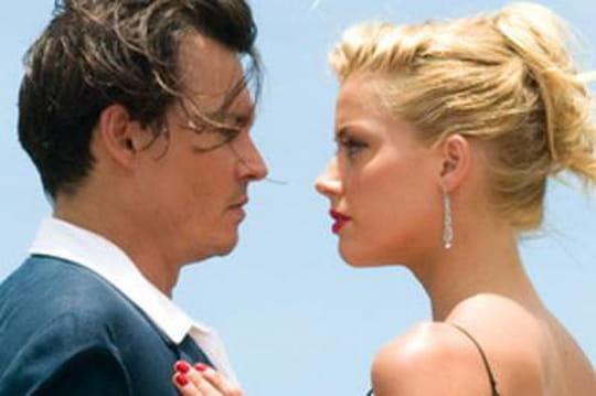 Après Vanessa Paradis, Johnny Depp sort avec Amber Heard