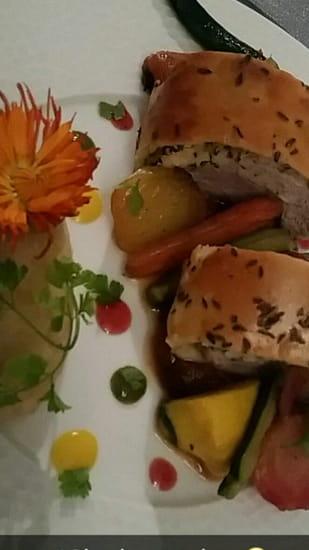 Plat : Les Bistrottines  - Filet mignon de Cochon -   © Les Bistrottines