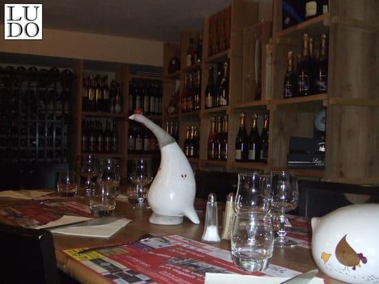 Chez Ludo  - le restaurant -