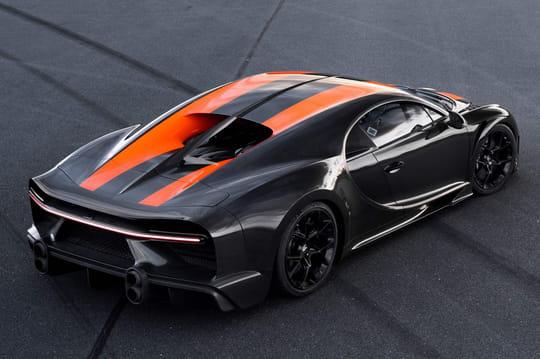 Bugatti Chiron: le modèle du record commercialisé, quel prix? [infos]