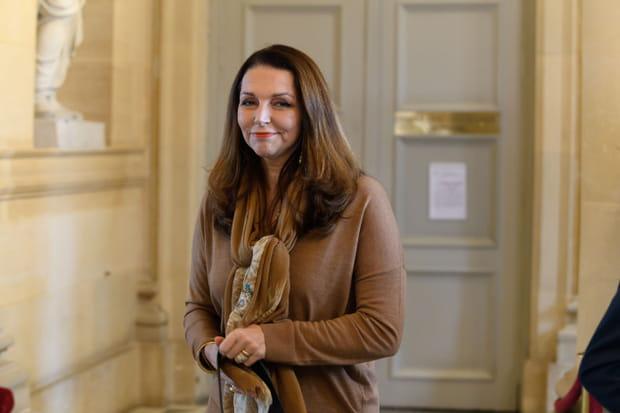 La députée LR Valérie Boyer