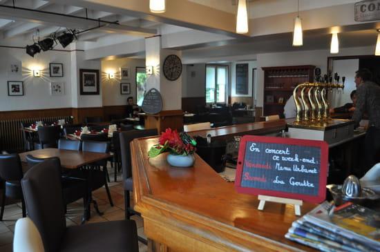 Restaurant : Les Copains d'Abord   © LCDA
