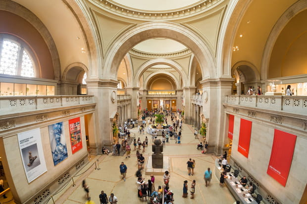 Le Metropolitan Museum of Art de New York