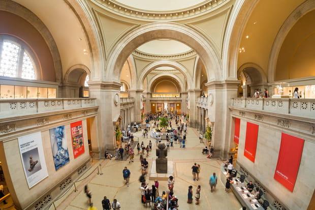 LeMetropolitan Museum of Art de New York