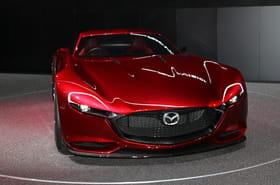 Mondial de l'Auto : Mazda aussi absent