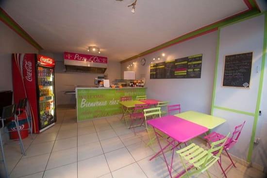 Restaurant : Pizza d'Oc  - Intérieur  -