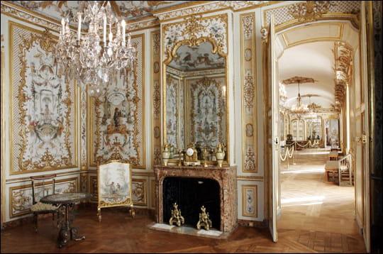 La Grande Singerie du château de Chantilly restaurée