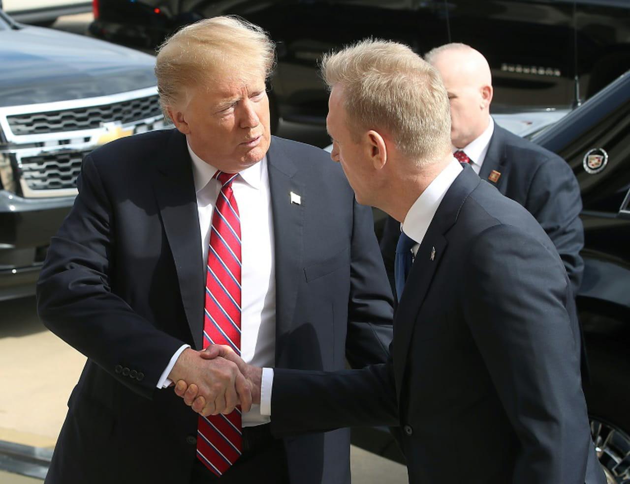 Trump contraint de changer de ministre de la Défense en pleine tension avec l'Iran