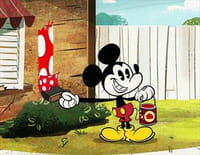 Disney Mickey Mouse : Le safari fabuleux / Un chapeau pour Mickey / La belle vie