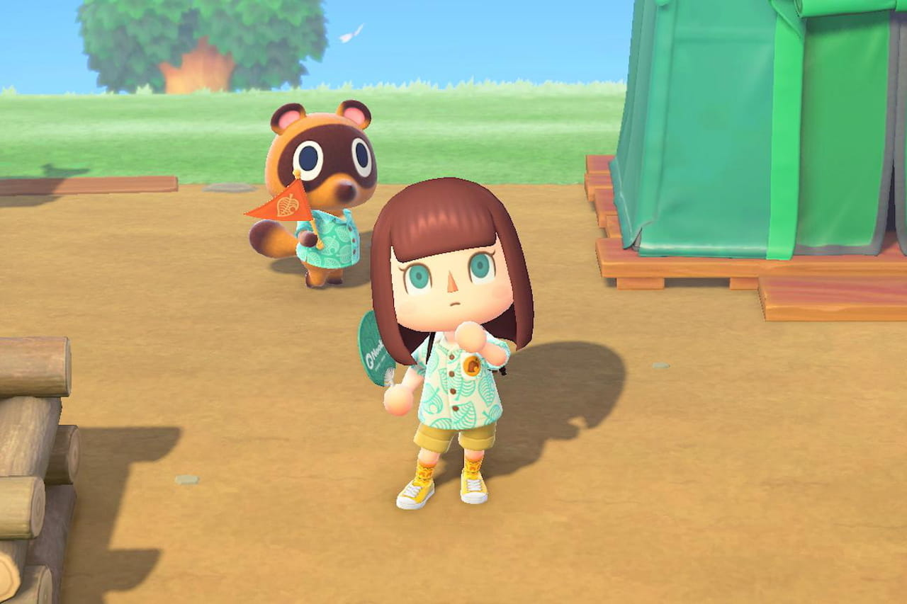 Animal Crossing New Horizons : Augmenter la taille de son inventaire