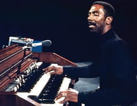 Festival de Jazz d'Antibes 1962 : Fats Domino et Jimmy Smith