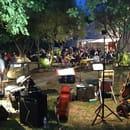 La Bonne Auberge de la Crouzette  - fête de la musique 2013 -   © Lidon fernand