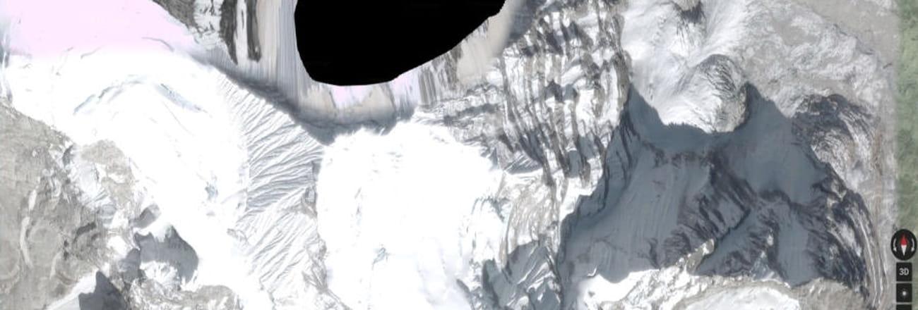 25 endroits que Google Earth vous cache