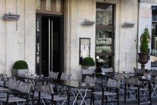 Café Restaurant La Scène