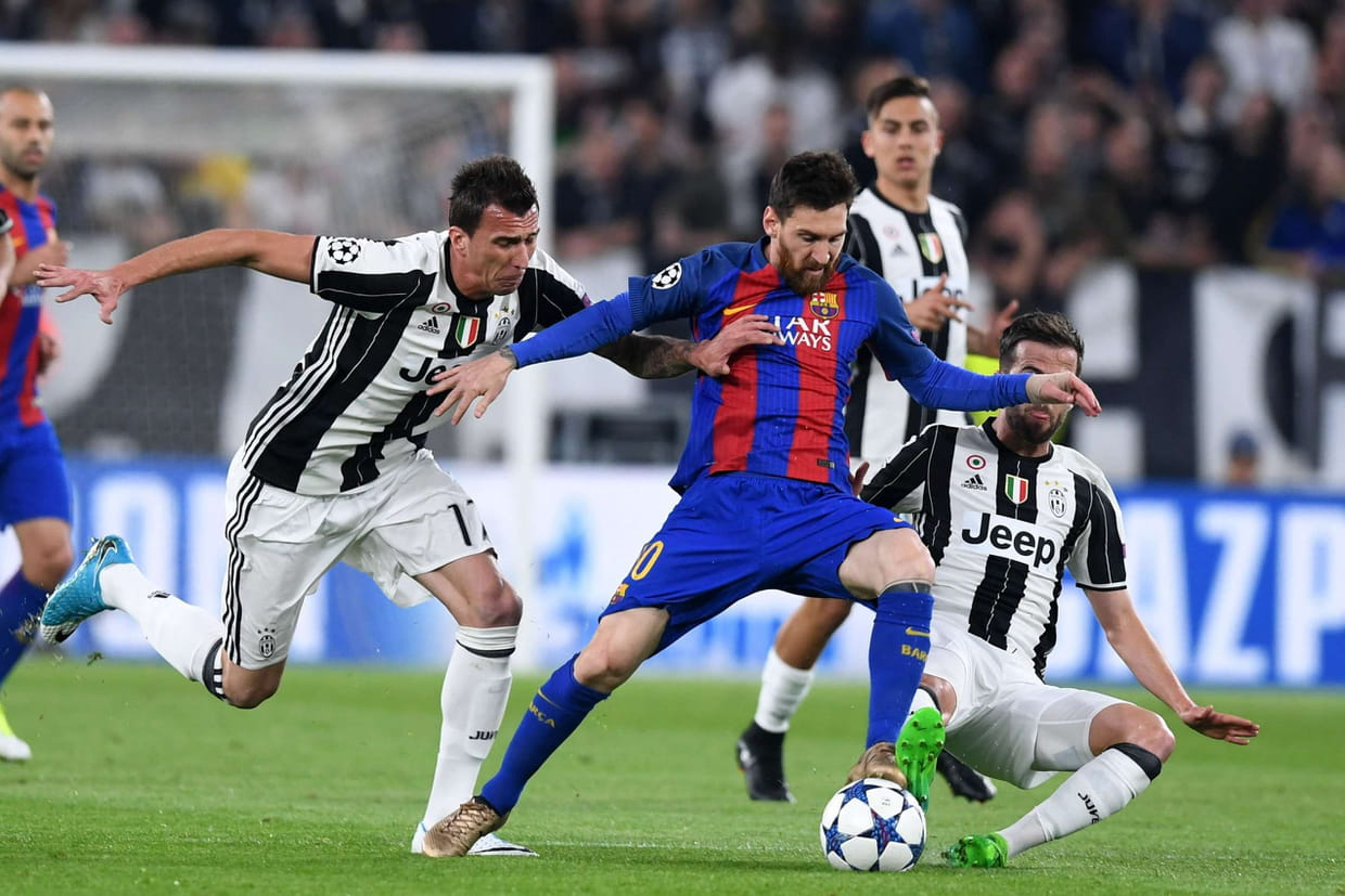 juve barca tv