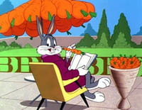 Bugs Bunny : Dr Bunny and Mister Bugs