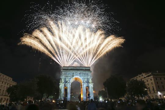Spectacle à l'Arc de Triomphe: tout savoir du passage à l'année 2020