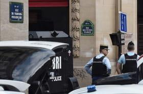 Paris: un forcené retient deux personnes en otage avant d'être interpellé