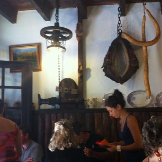 Restaurant : L'Echauguette  - Un service et un acceuil de qualité -