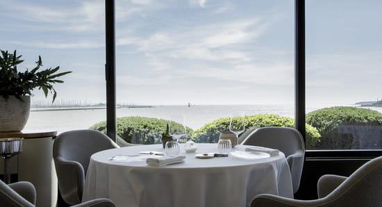 Restaurant Christopher Coutanceau   © Pierre Monetta