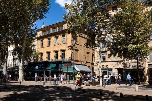Résultat élection européenne Aix-en-Provence