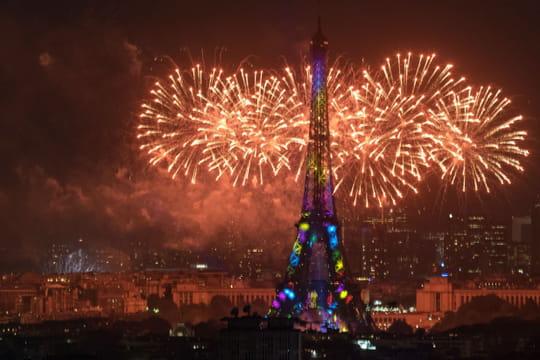 Feu d'artifice: un show pyrotechnique pour le Nouvel An 2019à Paris?