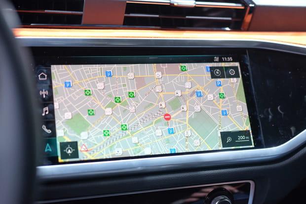 Un GPS fluide et pratique